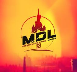 MDL Disneyland?Paris Major