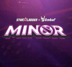 StarLadder ImbaTV Dota 2 Minor Season 2