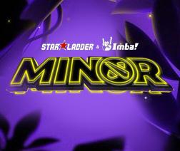 StarLadder ImbaTV Dota 2 Minor Season 3