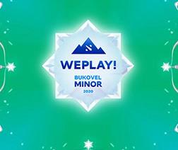 WePlay! Bukovel Minor 2020 Qualifier