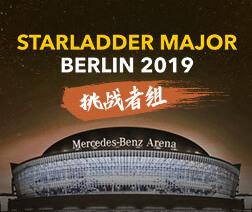 SLI Berlin Major 2019:Challengers Stage