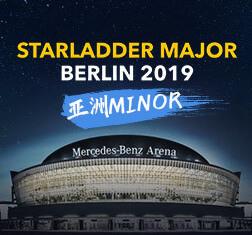 2019 SLI 柏林Minor 亞洲區