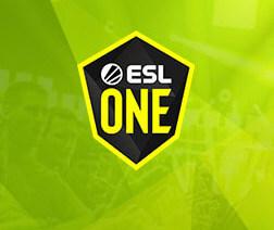 ESL One: New York 2019
